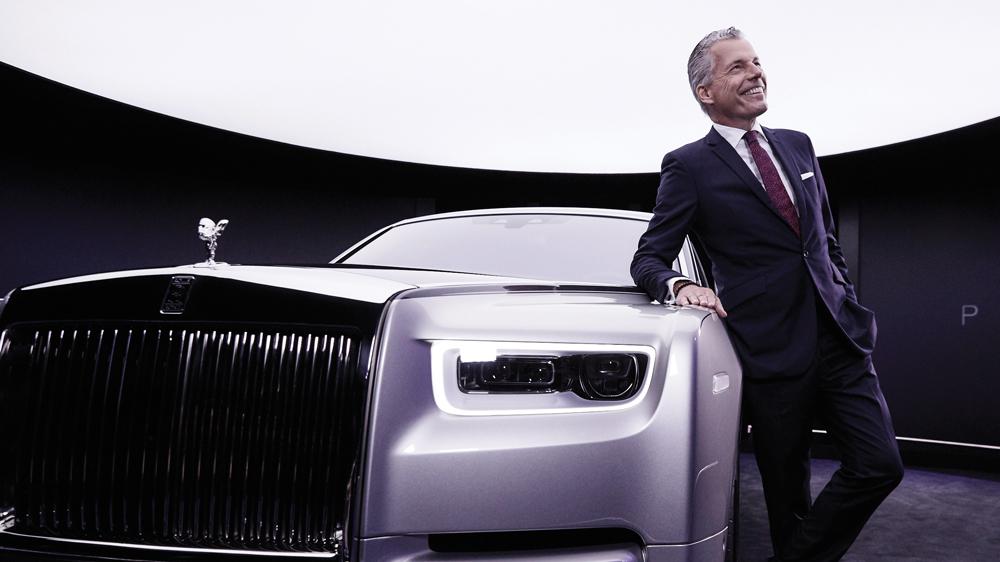 Rolls Royce S Phantom Viii Offers A Magic Carpet Ride
