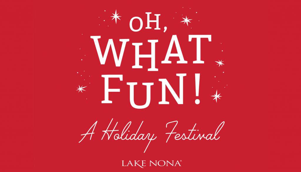 Lake Nona Holiday Festival