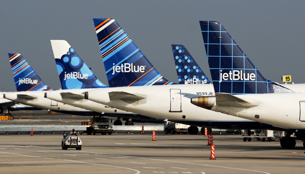 JetBlue expands structure and strengthens presence in Orlando